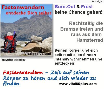 Fastenwanderurlaub in Oesterreich